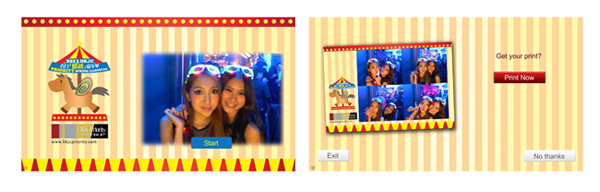 photo booth hong kong screenshots